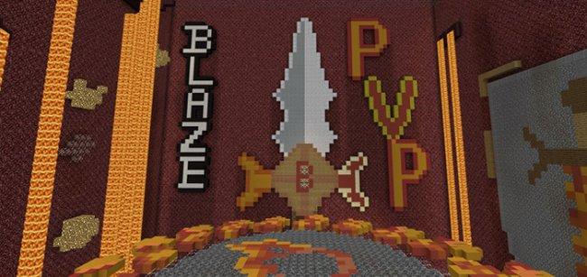 Карта Blaze PvP Arena [PvP]
