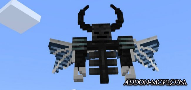 Мод Wither Demon Boss 1.1/1.0
