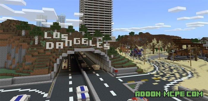 Город в Майнкрафт - download-minecraft-for ...