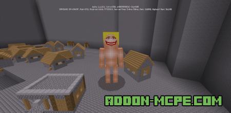 Мод Titan craft для Minecraft