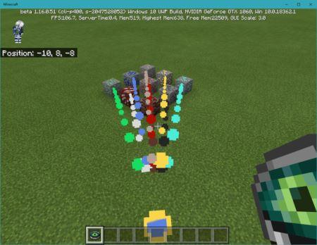 Работа в Minecraft Pocket Edition
